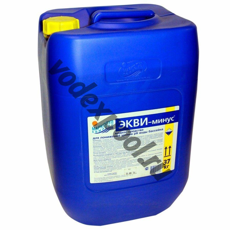 ЭКВИ-минус жидкий 30 л (37 кг)