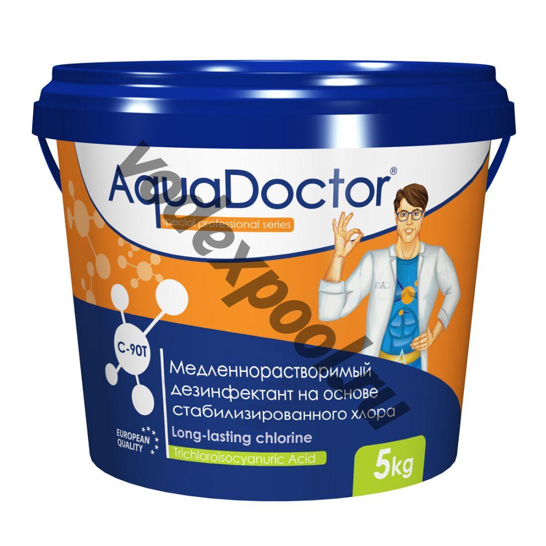 AquaDoctor C90-T 5 кг таблетки 200 гр