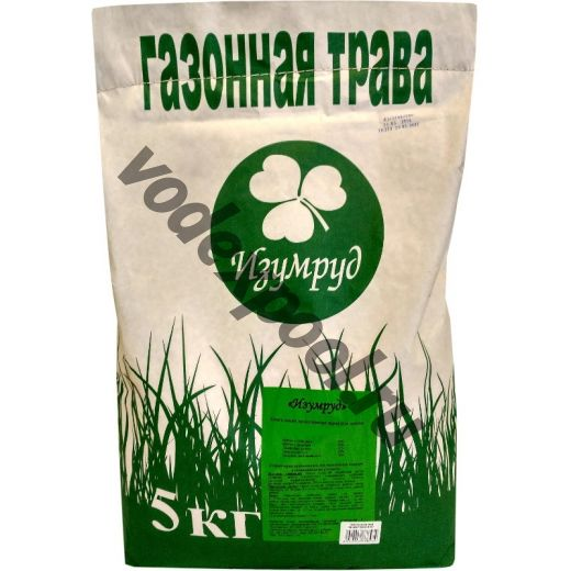 """Газонная травосмесь """"Медоносный"""" (Изумруд), 5 кг."""