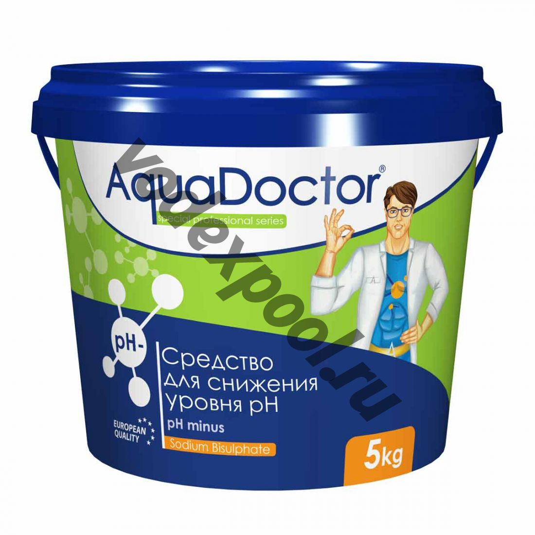 AquaDoctor pH Minus 25 кг.