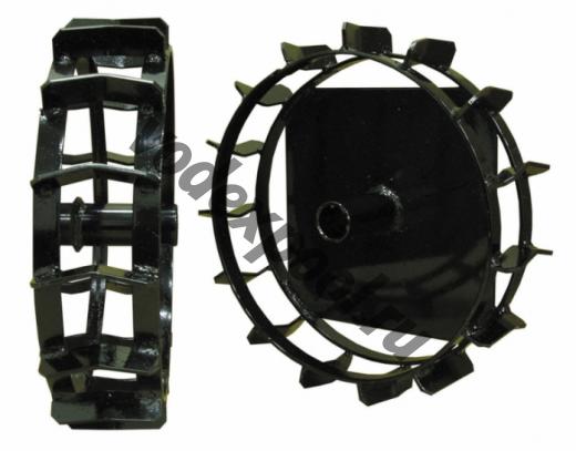 Металлические колеса Husqvarna 380 мм для TF 338