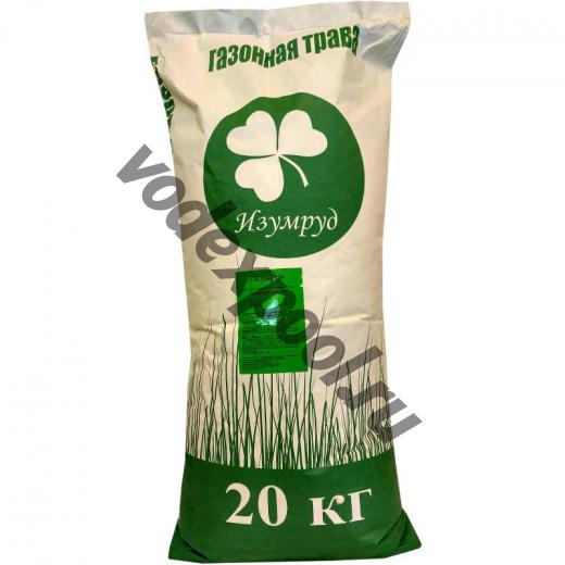 """Газонная травосмесь """"Городской озеленитель"""" (Изумруд) 20 кг."""