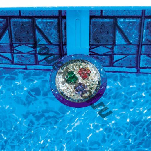 Система подсветки навесная SMART POOL  NLMGEU к сборному бассейну