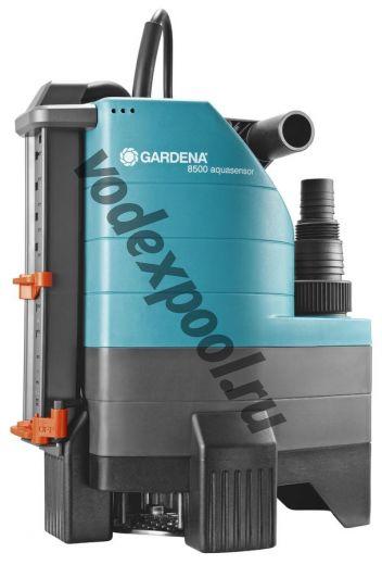 Насос дренажный для грязной воды 8500 Aquasensor Comfort