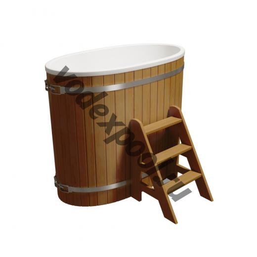 Купель двухместная Aquaviva Стандарт ++ K98