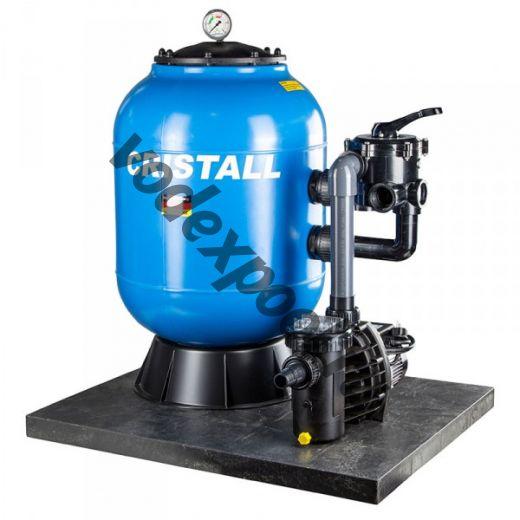 Фильтр Cristall D 600 без насоса