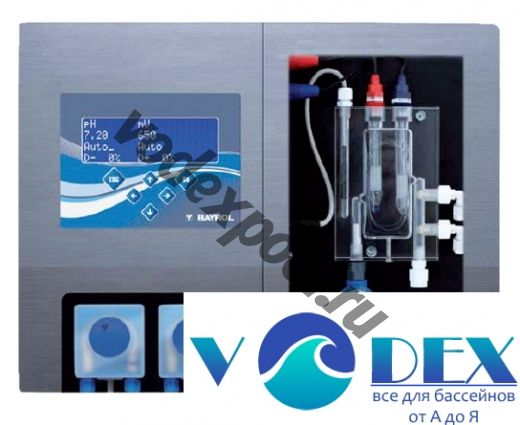Автоматическая станция обработки воды Bayrol Pool Relax Chlorine