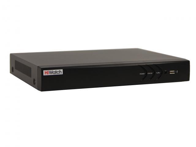 Видеорегистратор HiWatch DS-H204UA