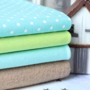 Набор тканей для пошива Лошадки
