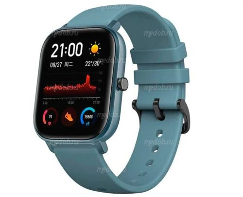 Часы Amazfit GTS Blue (голубой)