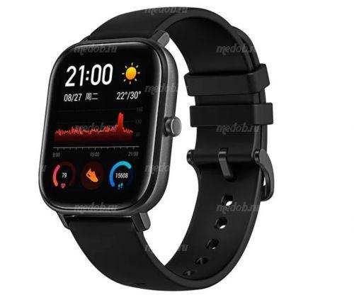Часы Amazfit GTS Black (Черный)