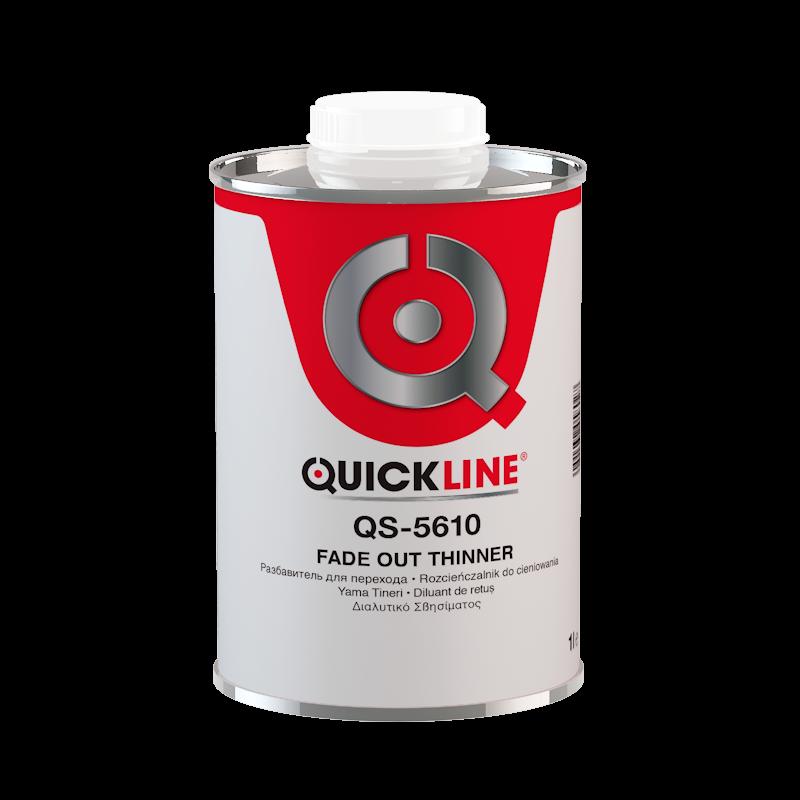 Quickline Растворитель для перехода по лаку и акриловым покрытиям, 1л.