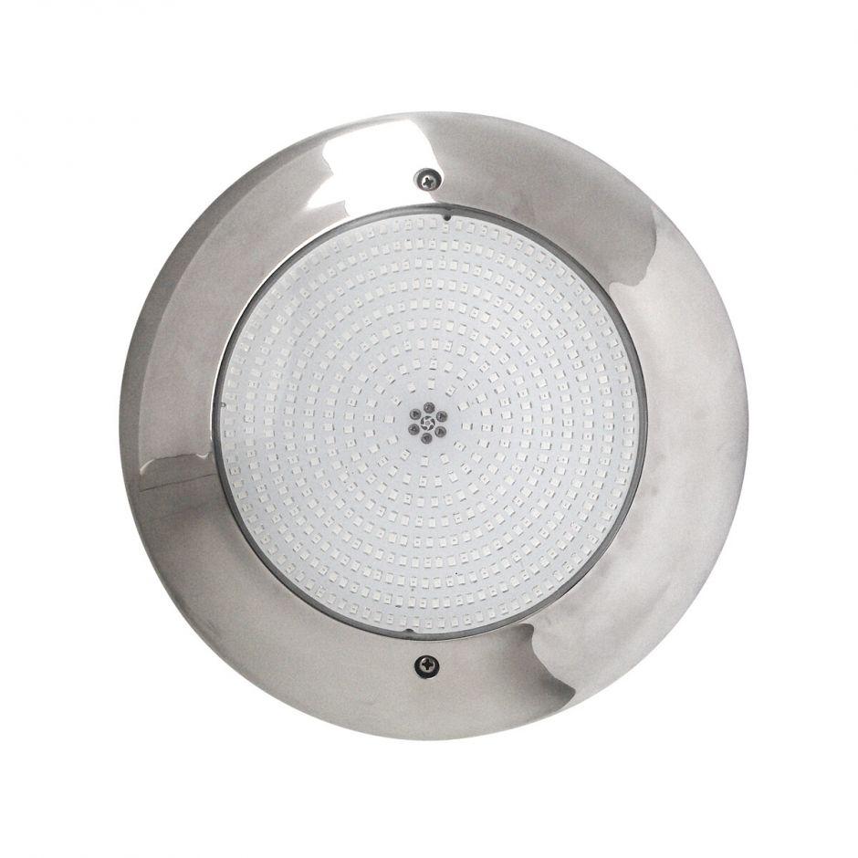 Прожектор светодиодный Aquaviva LED001B (HT201S) 546LED 36 Вт NW White стальной
