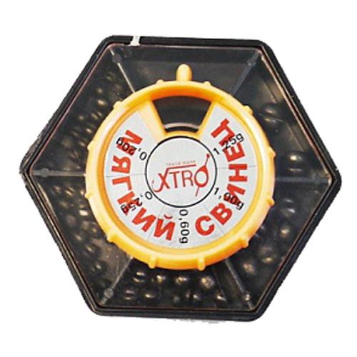 Груз набор Xtro 60 мягкий свинец