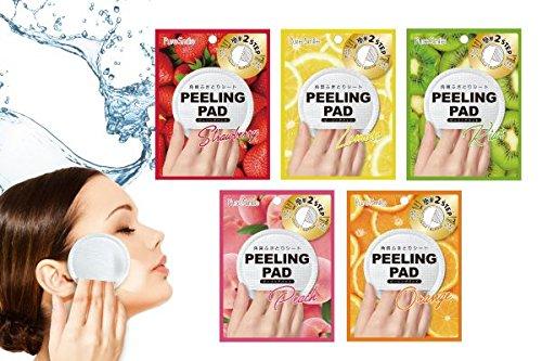 Pure Smile Peeling Pad Пилинг-диск для лица с экстрактами фруктов