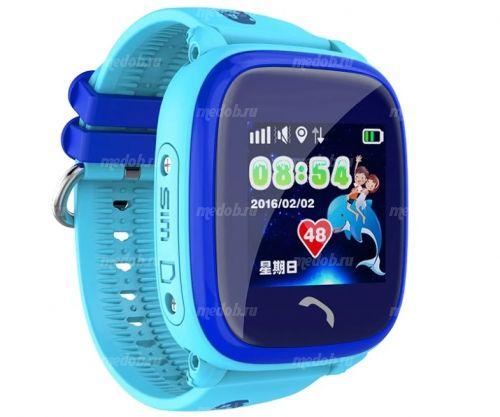 Часы Smart Baby Watch DF25 / GW400S Blue