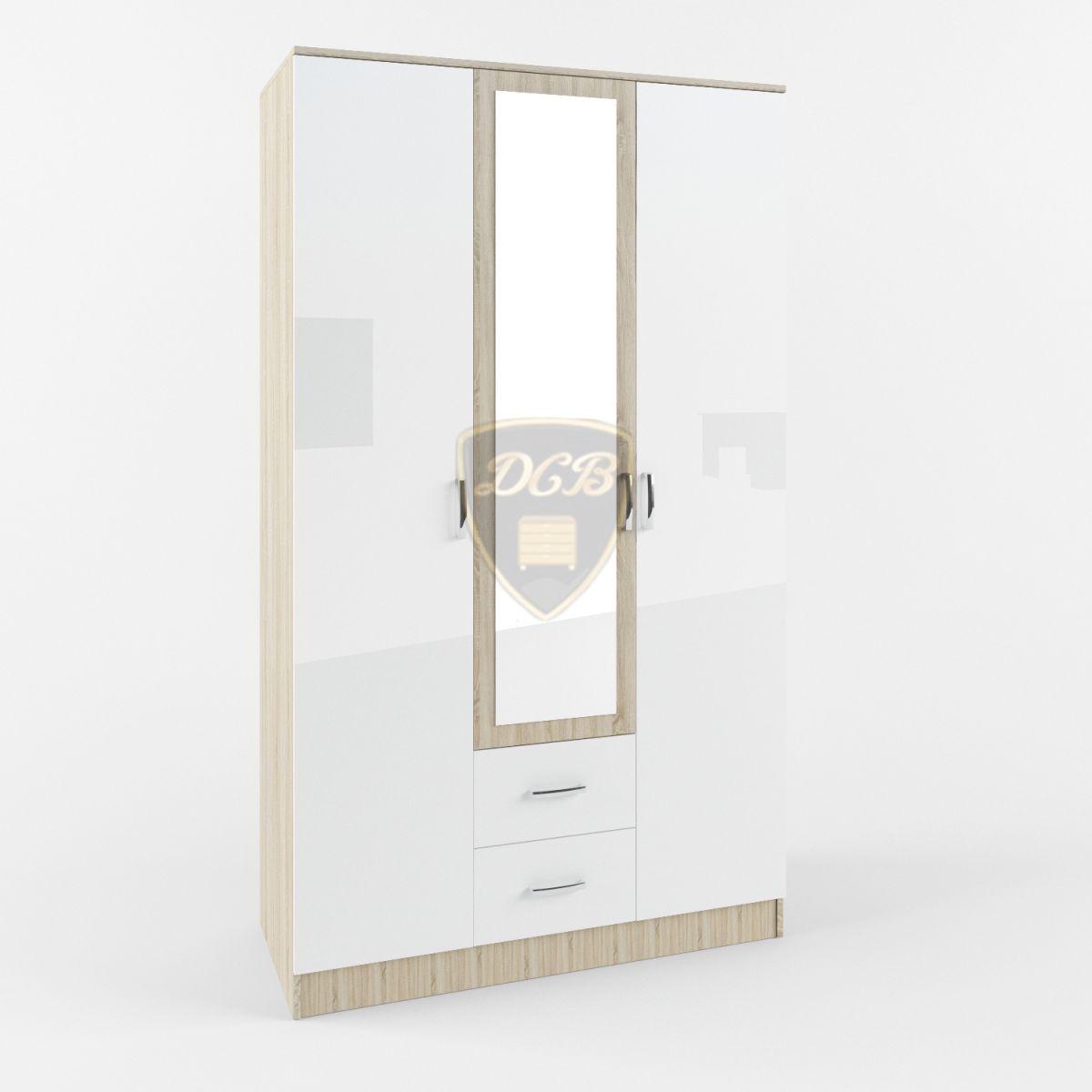 Шкаф трехстворчатый Софи СШК 1200.1