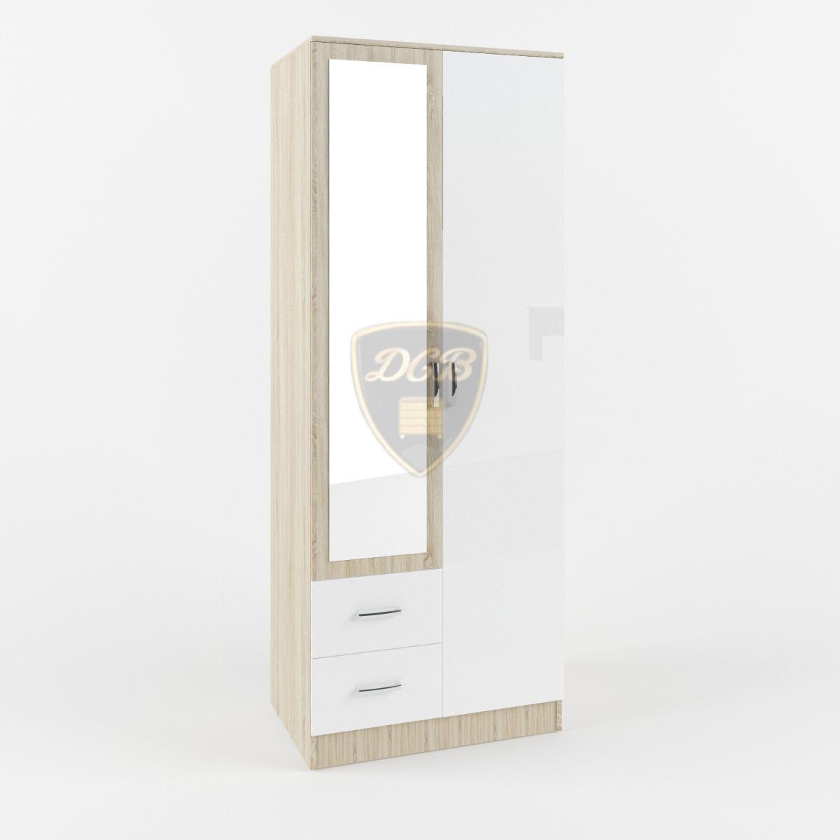 Шкаф двухстворчатый Софи СШК800.3