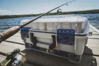 Рыболовный ящик Flambeau Waterproof Satchel Medium with Base Cage 3000 фото4