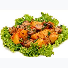 Картофель по-деревенски 150г