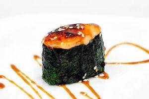 016 b Запеченные суши с гребешком