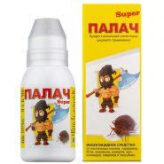 "Палач ""Super"" средство от клопов, тараканов, муравьев, блох, 100 мл"