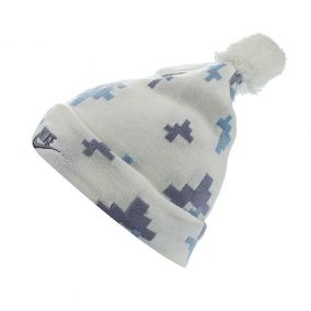 ШАПКА NIKE SEASONAL BEANIE BLUE 878115-100
