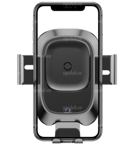 Автомобильный держатель Baseus Smart Vehicle Bracket Wireless Charger (WXZN-B01)