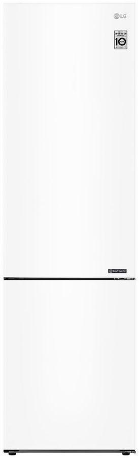 Холодильник LG GA-B509CQCL белый