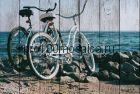 80090 Картина на досках серия ВЕЛОСИПЕДЫ