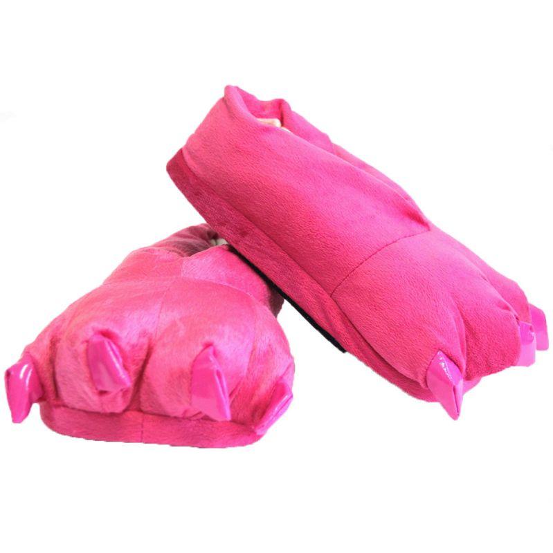 Тапочки Кигуруми Розовые Темные