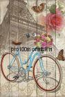 80095 Картина на досках серия ВЕЛОСИПЕДЫ