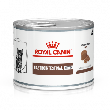 Роял канин Гастроинтестинал для котят банка (Gastrointestinal Kitten) 195гр.