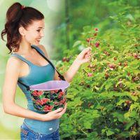 Лукошко для сбора ягод 3 л (цвет фиолетовый)_4