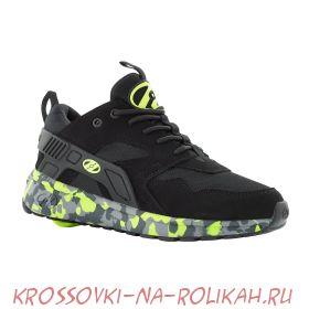 Роликовые кроссовки Heelys Force 100095