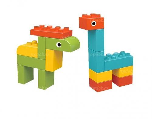 Конструктор Xiaomi Mi Bunny Animal Park Building Blocks (MTDJM01IQI)
