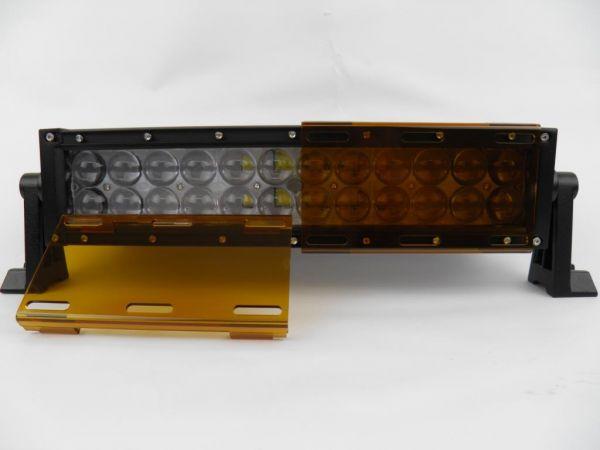 Оранжевый светофильтр для светодиодной балки