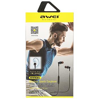 Беспроводные Bluetooth наушники Awei B990BL