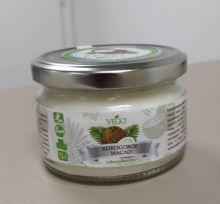 Масло кокосовое, 200 гр. с/б
