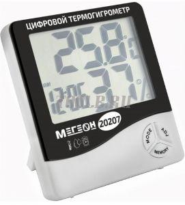 МЕГЕОН 20207 Термогигрометр настольный