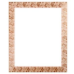 Рама для зеркал и картин дерево 40 х 50 х 5.0 см, липа, «Виноградная лоза»