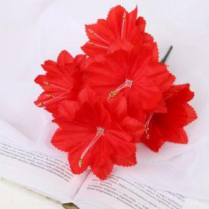 """Букет """"Вакотта"""" 30 см, d-цветка 10 см, микс 4933959"""