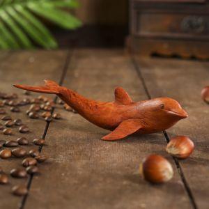 """Сувенир дерево """"Дельфин"""" 4х15х5 см   4165890"""