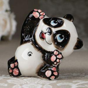 Сувенир «Панда», микс, гжель 4834926