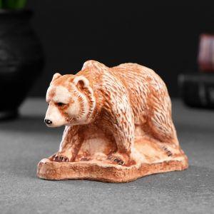 "Фигура ""Медведь шатун"" 7х9х5см 4877894"
