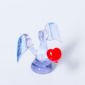 """Сувенир из стекла """"Ангел""""   4574585"""
