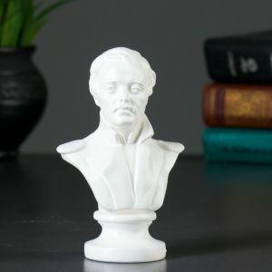 Бюст Лермонтов / белый, арт. 299-1   4364403