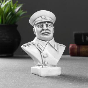 Бюст Сталина, серый 10х7,2х5   4783497