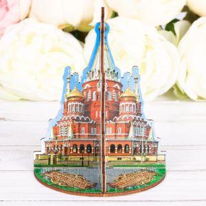 Настольный сувенир 3D «Ижевск. Свято-Михайловский собор»