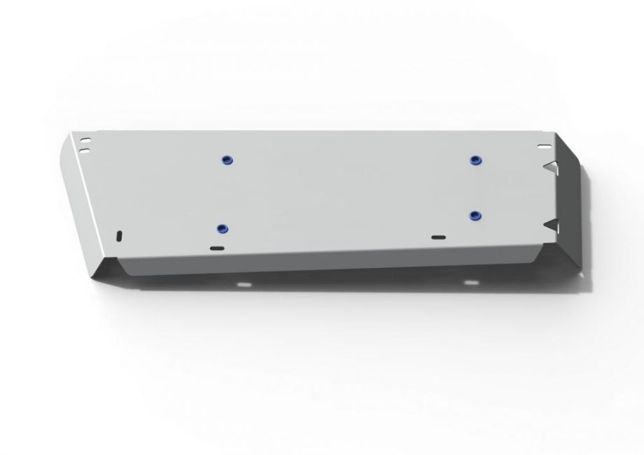Защита алюминиевая Rival для топливного бака Toyota Tundra 2007-2018